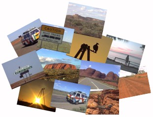 Australi� outback